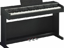 Yamaha pianoforte digitale YDP144B Arius Black tasti 88