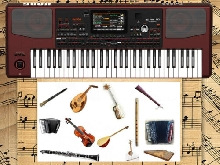 Programme Set KORG PA1000 Armenian, Arabic, Greek, Styles, Sounds, PAD + Bonus