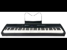 Digital Stage Piano 88 touches Keyboard marteau mécanique E-Piano MIDI USB
