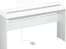 Support pour piano Yamaha L-125WH blanc