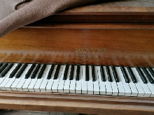 PIANO DEMI-QUEUE PLEYEL FRANCE ROUSSEAU PARIS ETAT NEUF POUR MUSICIEN