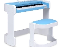 PIANO NMUERIQUE CLAVIER KEYBOARD SET DEBUTANTS BANC PEDAL CASQUES 49 TOCUHES USB